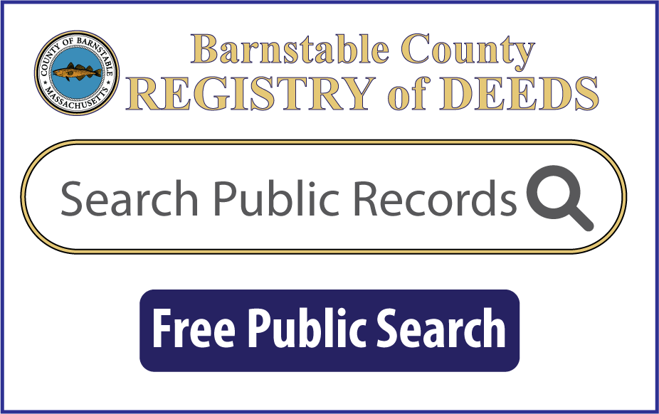 Barnstable County Registry of Deeds Public Search